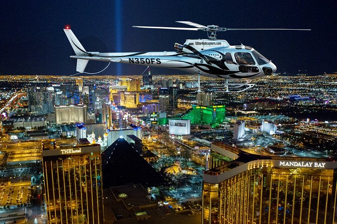 Las Vegas Helicopter Tours