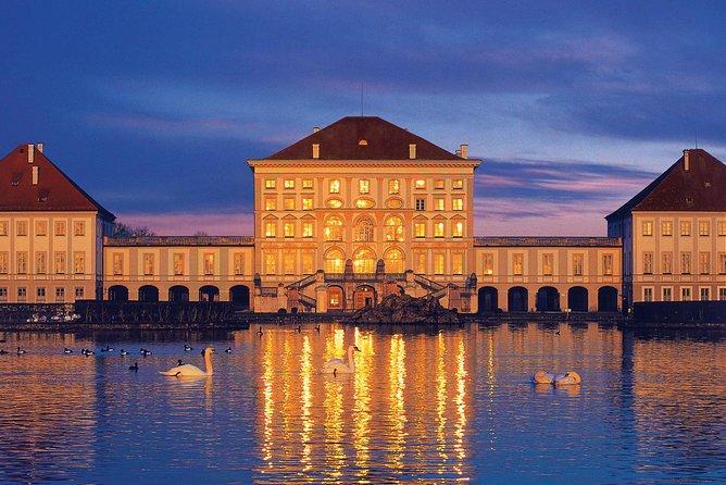 nymphenburg palace münchen