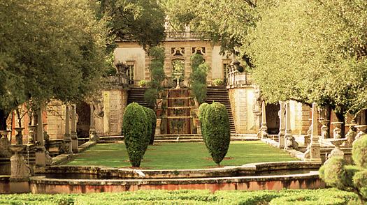 vizcaya museum & gardens miami