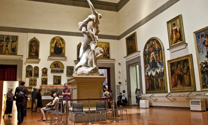Accademia Gallery of Florence