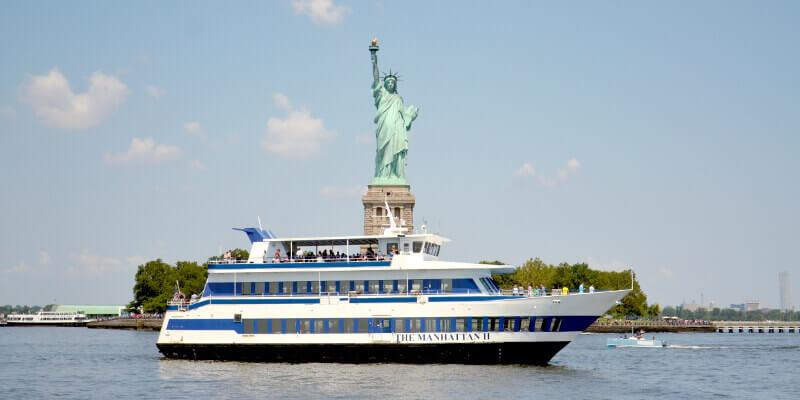 Cruises to Liberty Island