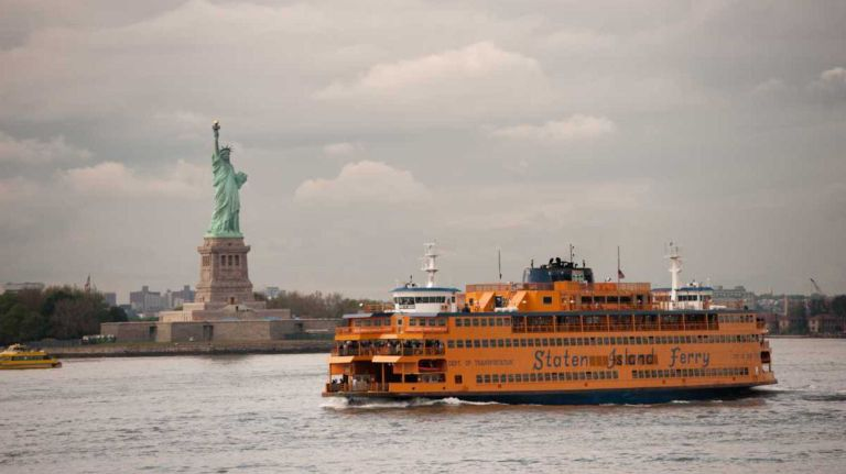 From the Staten Island Ferry