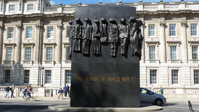Monument to Women of World War II