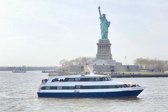 Sightseeing Cruises around New York Harbor