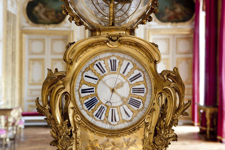 The Clock Room palace of versailles