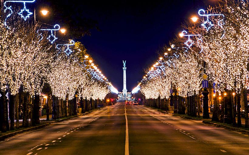 andrássy avenue budapest
