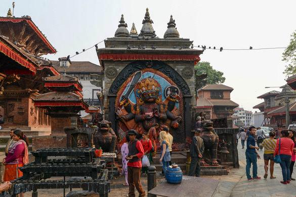 basantapur durbar square kathmandu