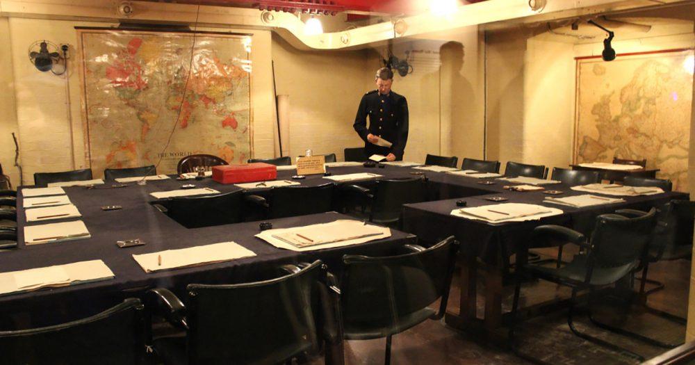 cabinet war rooms london