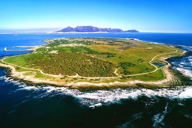 cape town robben island