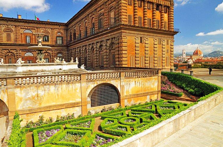 florence pitti palace