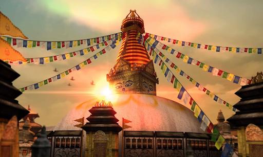 kathmandu lumbini