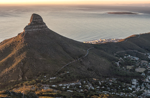 lion's head mountain south africa