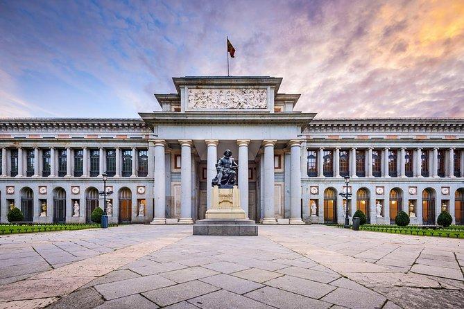 museo nacional del prado madrid spain
