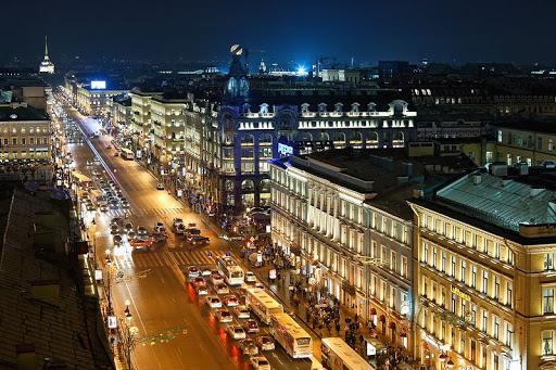 nevsky prospect st petersburg
