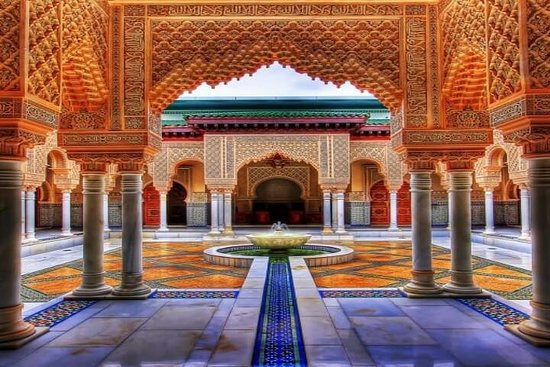 saadian tombs morocco