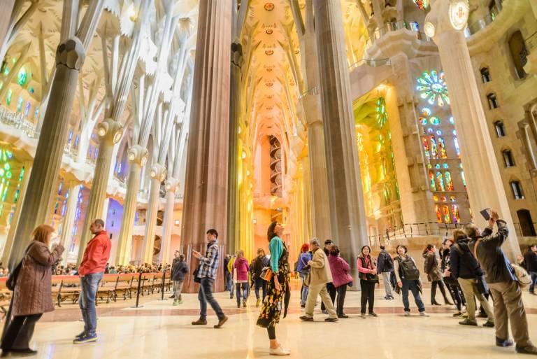 sagrada familia barcelona Access
