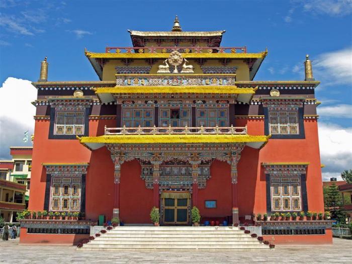 shechen monastery kathmandu